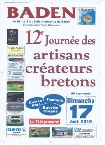 marché de créateurs bretons