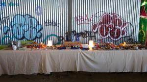 marché de noël d'Ambon 2014