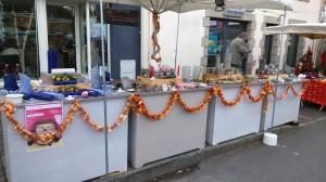 marché de noël de theix 2014