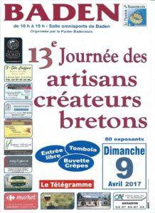 marché des artisans créateurs bretons